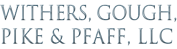 Withers, Gough, Pike & Pfaff, LLC logo
